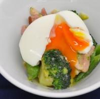 春野菜の温サラダ21