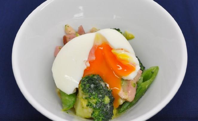 春野菜の温サラダ2