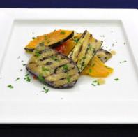 夏野菜の白みそマリネ2